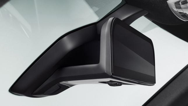 Mirrorless BMW