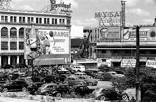 Old Manila