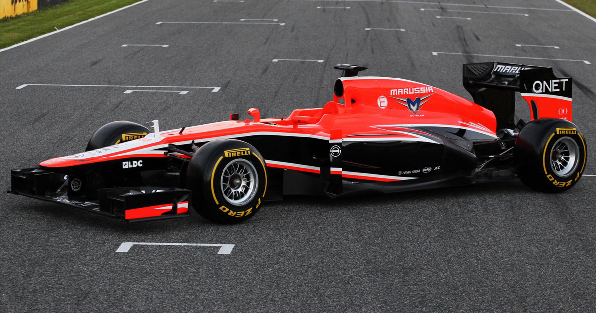 Fancy a Formula 1 car? Here\'s one for sale