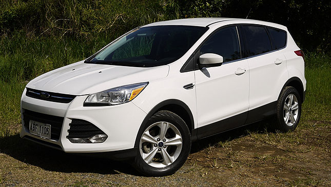 Review Ford Escape 1 6 Se Ecoboost