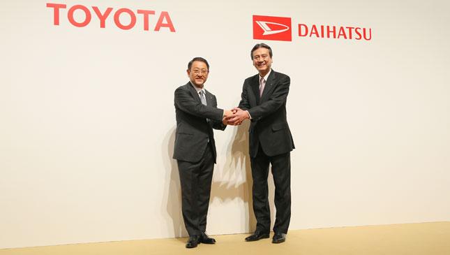 Toyota - Daihatsu merger