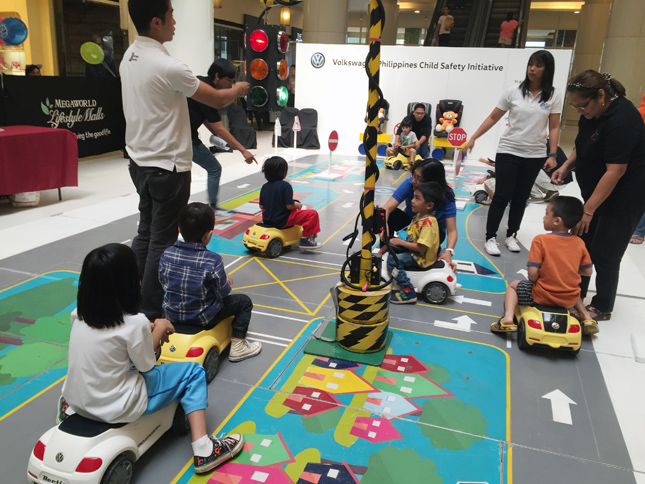 Volkswagen Philippines' Child Safety Initiative