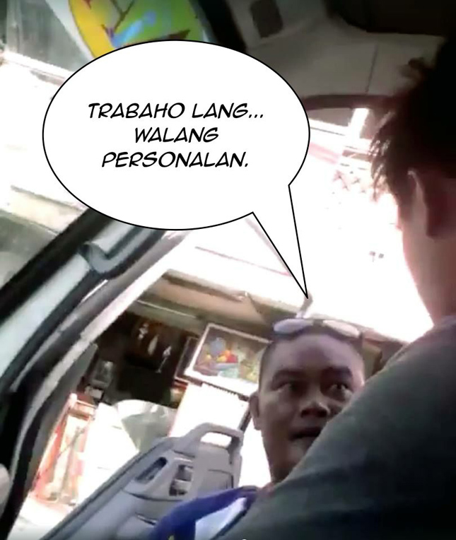 Rude traffic officer in Bacoor, Cavite