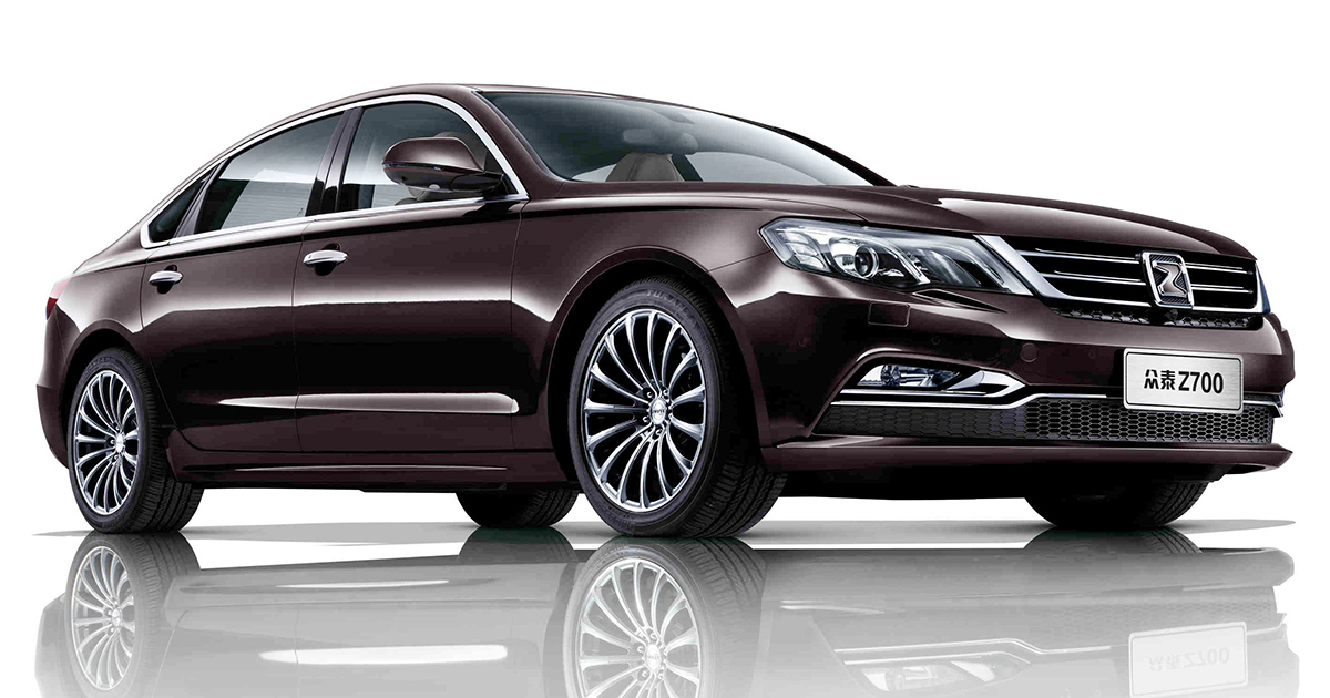 10 Chinese Cars You Haven T Heard Of And Which Are Pretty Decent Looking