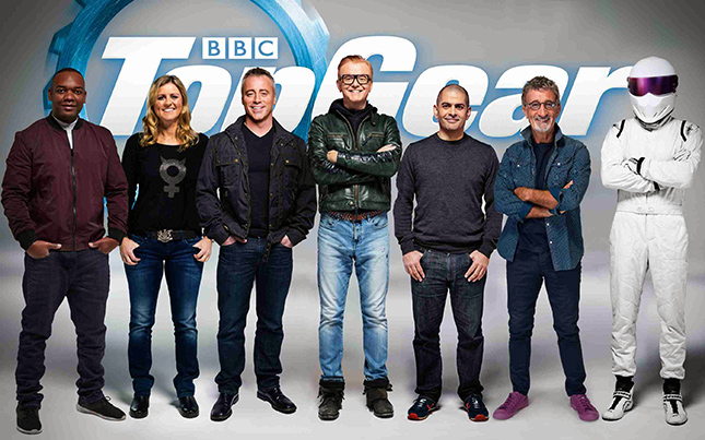 New Top Gear hosts