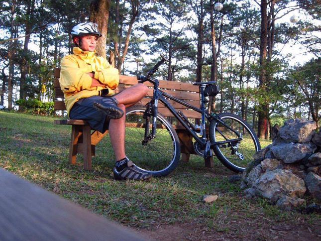 Baguio City bans bicycles