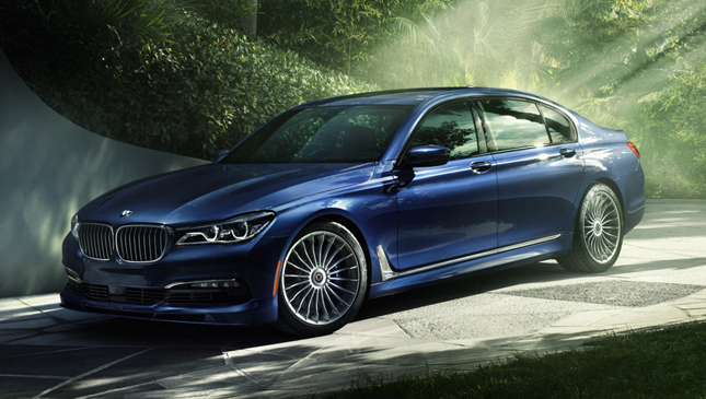 The Alpina B7 xDrive is the BMW 7-Series of our dreams