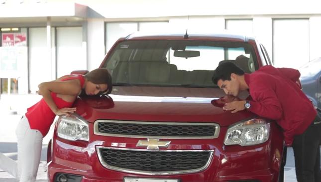 KissCar challenge
