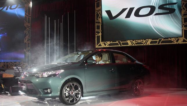 Toyota Motor Philippines 2015 sales