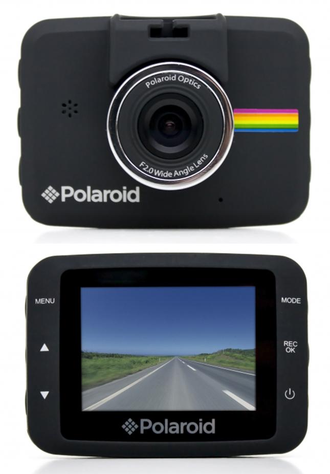 Polaroid dash cameras