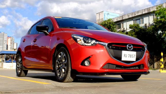 Mazda 2 Speed
