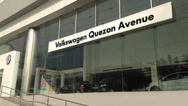 Volkswagen Quezon Avenue