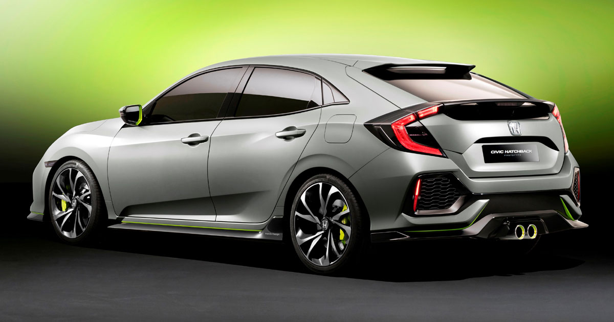 Fantasizing about a hatchback version of the 10th-gen ...
