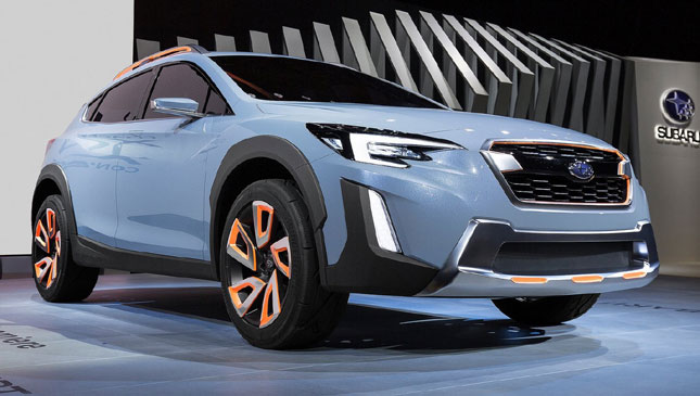 An All New Subaru Xv Is Coming To Ph In 2017
