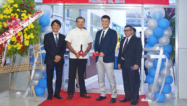 Suzuki Cebu inauguration