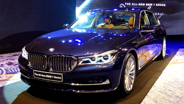 All New BMW 7 Series Now Available To Pinoy Big Shots