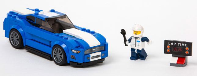Ford Lego set