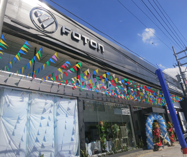 Foton Quezon Avenue