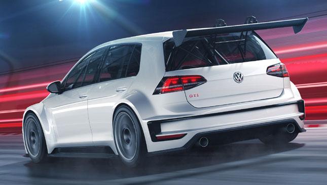 Volkswagen Golf GTI TCR