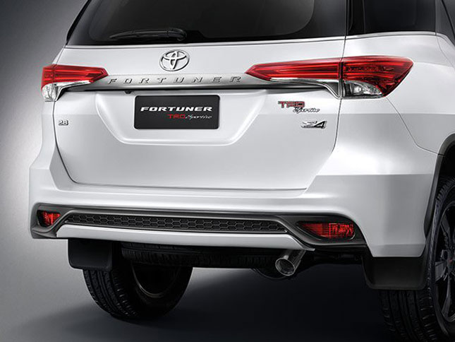 Toyota Fortuner Philippines 2018 >> Check out the Toyota Fortuner TRD Sportivo version