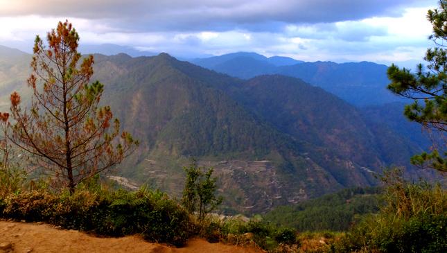 Kiltepan view