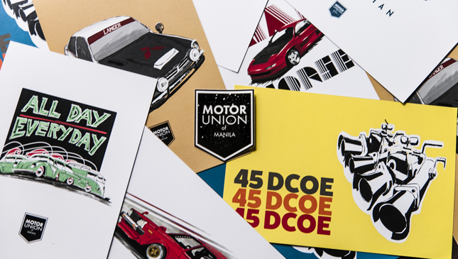 Motor Union Manila