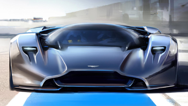 Report Aston Martin And Red Bull To Build A Hypercar Car News - Build your own aston martin