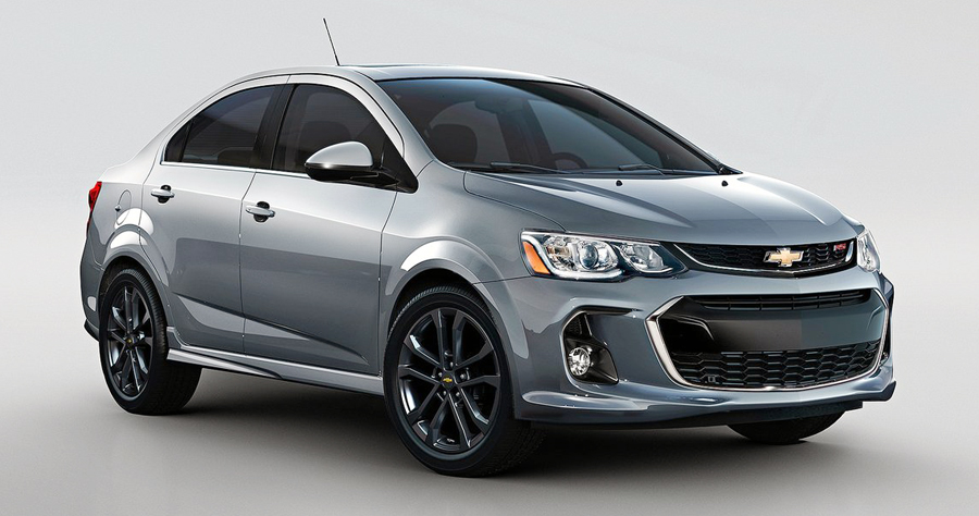 the chevrolet sonic looks like a baby camaro now car news top gear philippines. Black Bedroom Furniture Sets. Home Design Ideas