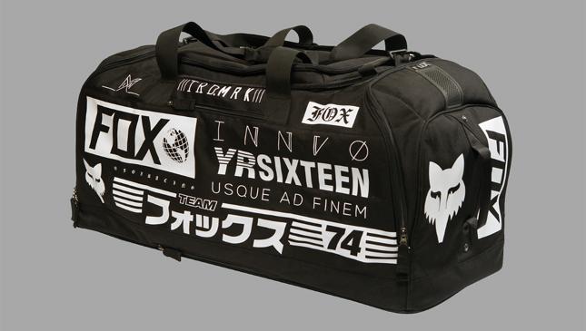 Fox Racing gear bag
