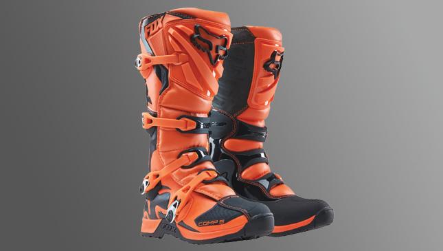 Fox Racing boots