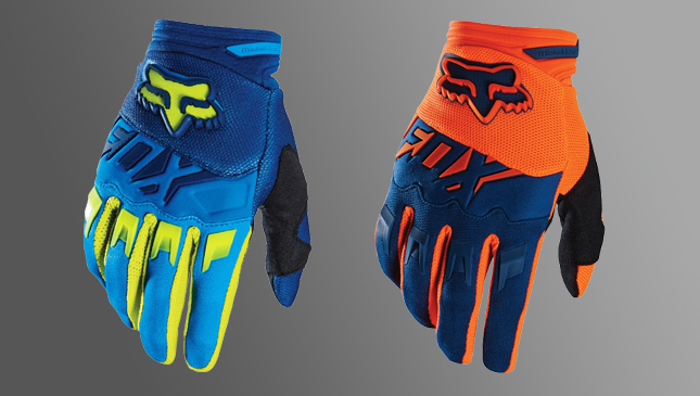 Fox Racing gloves