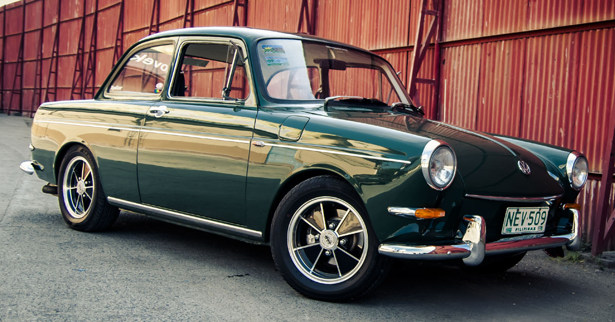 How this 1968 Volkswagen Type 3 Notchback was brought back to life