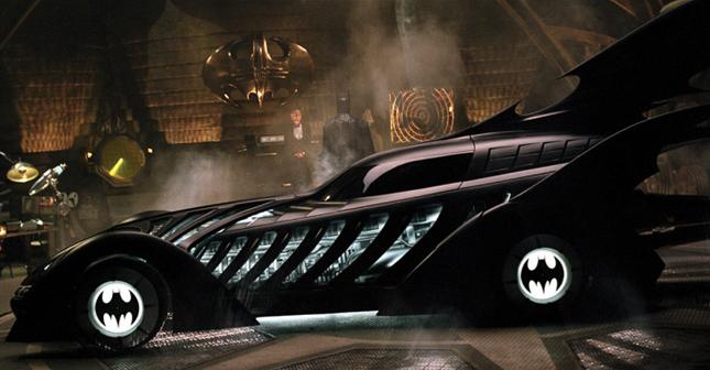 Joel Schumacer's Batmobile