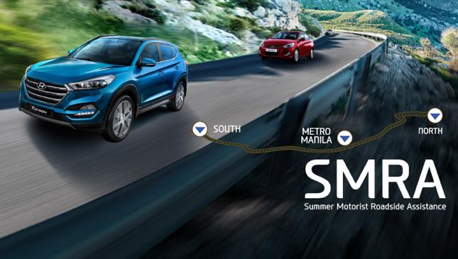 Hyundai SMRA program