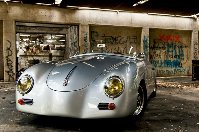 This Porsche 356 Speedster Kit Car Is A Labor Of Love