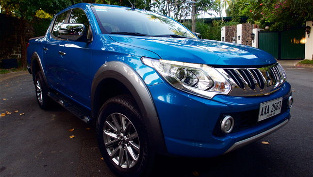 Mitsubishi Strada 2 5 Gls V 4x4 Mt Review Specs Price