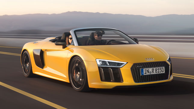 It Was About A Year Ago When Audi Revealed The All New R8 At The Geneva  Motor Show. An Evolution Of The Automobile That Put The German Luxury Brand  In The ...