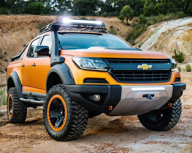 Want Chevrolets Colorado Xtreme Show Vehicle You Can Help Make It