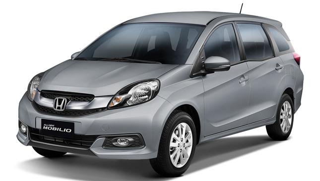 Mobilio 1.5 V Navi CVT Limited Edition