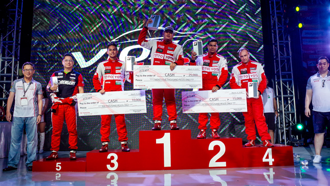 Vios Cup promotional class
