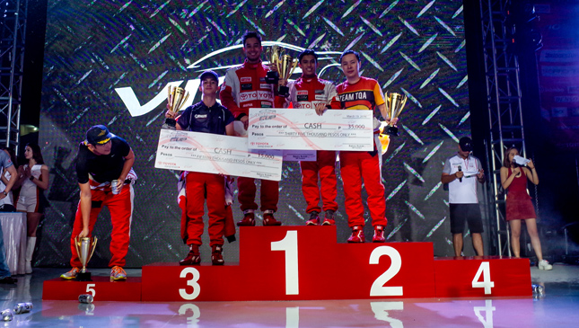 Vio Cup winners