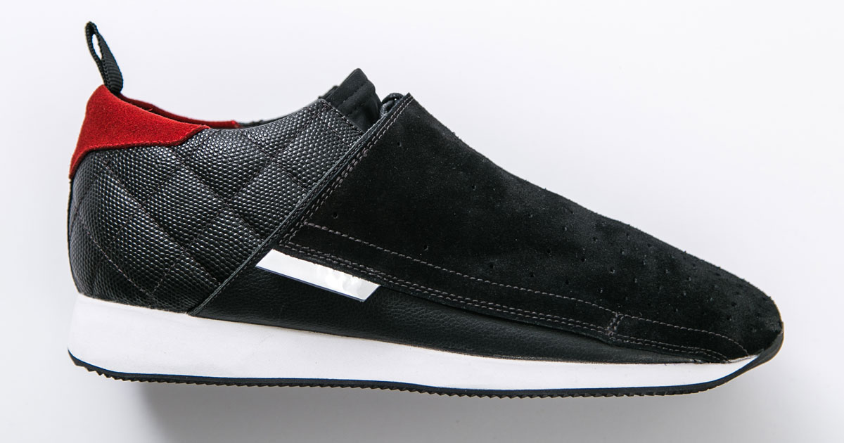 9e8a92d843e2 This HT3 Driving Shoe was inspired by the 10th-generation Honda Civic