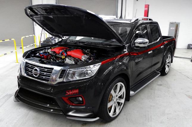 Nissan Navara GT-R