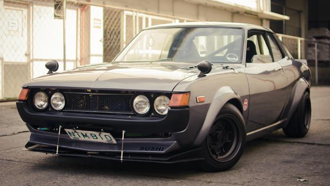 1971 TA22 Celica ST