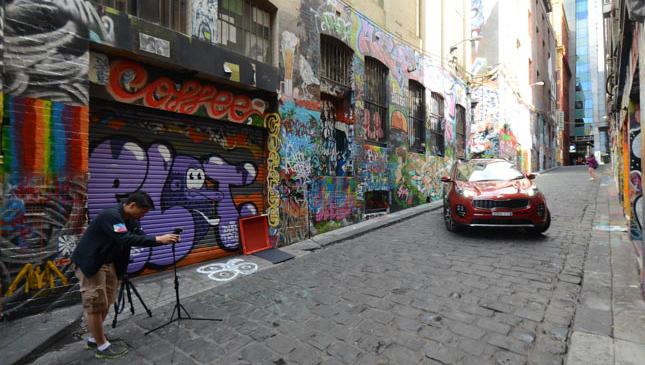 Kia Sportage in Australia