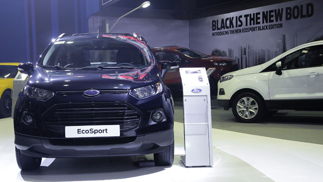 Ford at the 2016 Manila International Auto Show
