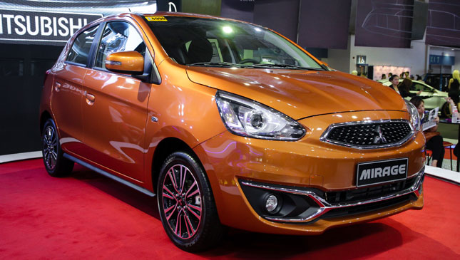 As Seen In Mias 2016 5 Important Facts About The New Mitsubishi Mirage