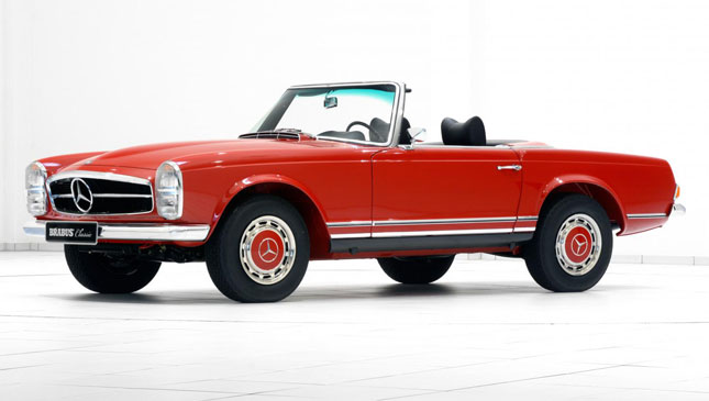 Brabus Classic Cars