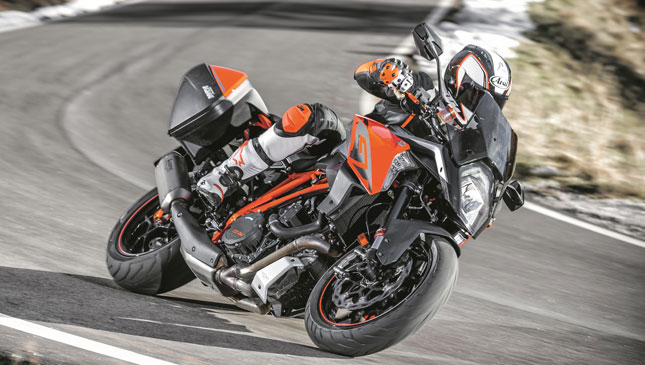 Ayala Corporation now official PH distributor of KTM motorcycles