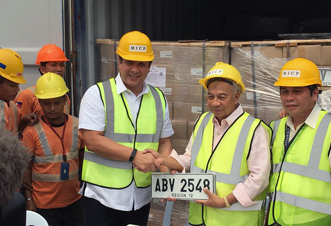LTO, Customs settle to release withheld license plates
